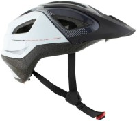 Btwin Sport 3 Cycling Helmet - M (White, Grey, Black)