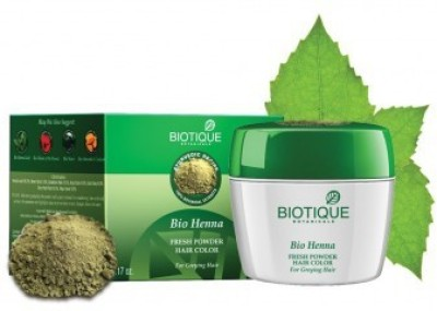Biotique Henna Biotique Bio Henna Fresh Powder Hair color