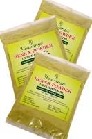 Yauvanya 100% Natural Henna Powder - Pack Of 3 (300 G)