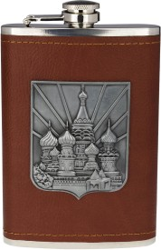 Anni Creations Stainless Steel Hip Flask