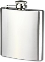 Dynamic Store Set Of 1 Stainless Steel Hip Flask (240 Ml)