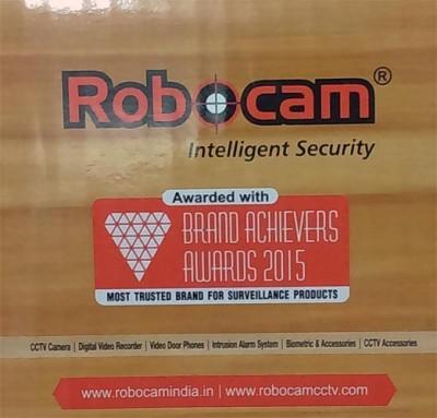 Robocam ID-90H IR Dome CCTV Camera