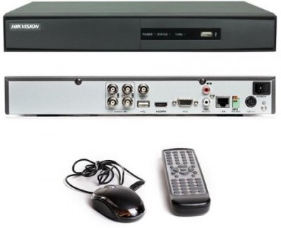 Hikvision-DS-7204HGHI-SH-Turbo-HD-TVI-4Channel-Dvr-(With-Mouse-&-Remote)