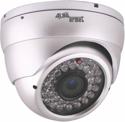 ALBA URMET 800TVL 3.6mm 24 IR LED Dome CCTV Camera