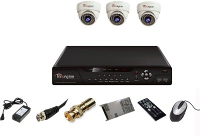 Tentronix-T-4AVR-3-D10-4Channel-AHD-DVR-+-4-(1-MP-36-IR)-Dome-Cameras