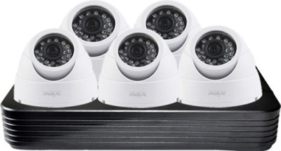 Dview DV-Combo-IR-DVR-3 8 Channel CCTV Camera