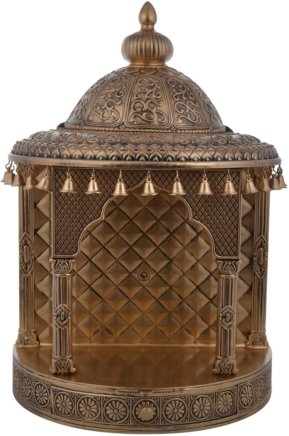 Buy Or Compare Price Sogo Man Mandir Plastic Home Temple Online In India Indiashopps