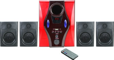 Vsure VHT41B 4.1 Home Theatre System (Dvd, Usb Player)