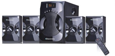DH Discovery 12500 4.1 BT 4.1 Home Theatre System (NA)