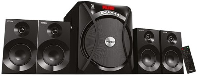 Intex IT-RIDER SUF 4.1 Home Theatre System (DVD)