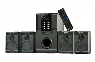 KAZUKO KZ - 410 4.1 Home Theatre System (USB, SD/MMC, AMFM)