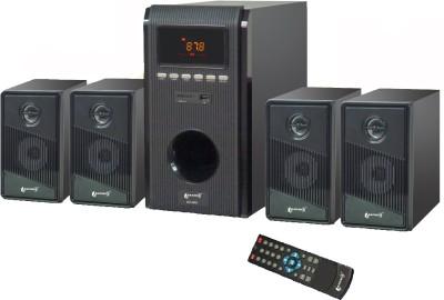 KAZUKO KZ - 400 4.1 Home Theatre System (USB, SD/MMC, AM/FM)