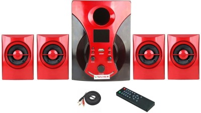 Vsure Vht-4003 4.1 Home Theatre System (Audio Player)