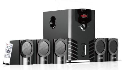 KAZUKO KZ - 555 5.1 Home Theatre System (USB, SD/MMC, AM/FM)