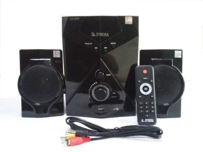 LE-DYNORA LD-M003 2.1 Home Theatre System (MULTIMEDIA)