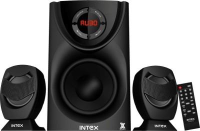 INTEX IT-2400 FMU 2.1 Home Theatre System (DVD)