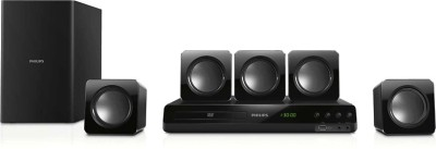 philips HTD 3509 5.1 Home Theatre System (DVD)