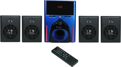Vsure BT4.1BLU 4.1 Home Theatre System (DVD, USB PLAYER)