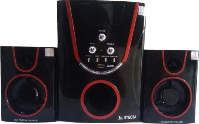 LE-DYNORA LD - M002 2.1 Home Theatre System (Multimedia Sound System) 2.1 Home Theatre System (MULTIMEDIA)