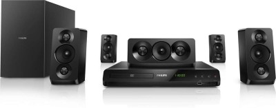 Philips HTD 5520 5.1 Home Theatre System (DVD)