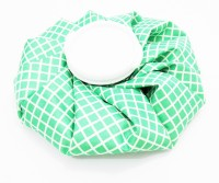 Alex's Super Comfort Non Electric 1 L Hot Water Bag (White, Green)