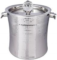 Sage Koncpt SKBR35 Crystal Ice Bucket (Silver)