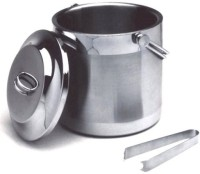 Norpro Quart Stainless Steel Double Wall Ice Bucket Stainless Steel Ice Bucket (Silver)
