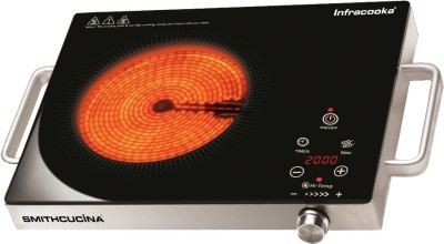 Smithcucina Infracooka 2000W Induction Cooktop