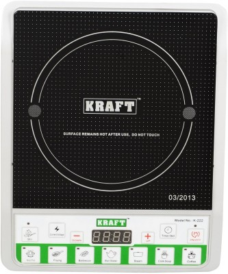 Kraft Italy K-222 Induction Cooktop