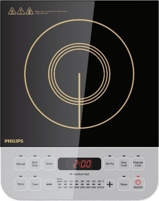 Buy Philips HD4928 Induction Cooktop: Induction Cook Top