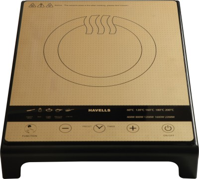 Havells Auto Cook 2200W Induction Cooktop