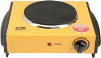 Orbit Induction Hot Plate Induction Cooktop (Yellow, Jog Dial)