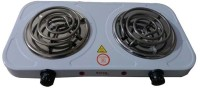 Surya Plus Hot Plate Radiant Cooktop (Silver, Jog Dial)