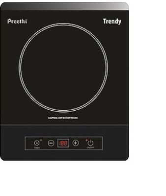 Buy Preethi Trendy IC 101 Induction Cook Top: Induction Cook Top