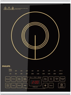 Philips HD4938/01 Induction Cooktop (Touch Panel)