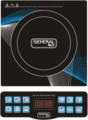 General-AUX-A-36-2000W-Induction-Cooktop