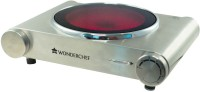 Wonderchef Ceramic Hot Plate Induction Cooktop (Silver, Touch Panel)