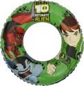 Simba Ben 10 Medium Swim Ring Inflatable Pool - Green