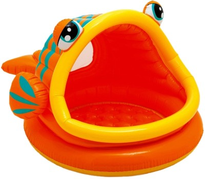 43 off on intex lil star shade baby inflatable pool on for Intex pool koi pond