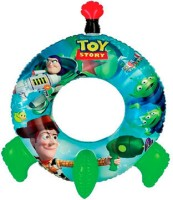 Intex Intex Toy Story Rocket Inflatable Swim Ring (Multicolor)