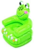 Alexus Frog Inflatable Chair (Green)