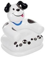Funny Bunny Happy Animal Dalmatian Inflatable Chair (Multicolor)