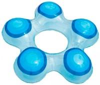 Intex Intex Bright Star Inflatable Swim Ring (Multicolor)
