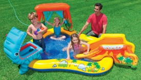 Intex Dinosaur Play Center Inflatable Pool