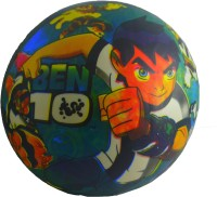 Shop4everything Ben 10 X112 Inflatable Ball (Multicolor)