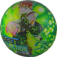 Shop4everything Ben 10 Power Shot F1918 Inflatable Ball (Green)