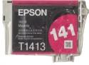 Epson 141 ( T1413) Original Ink Cartridge Valuable Pack Magenta Ink (Magenta)