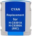 Monoprice Monoprice Cyan Ink (Cyan) - INKEM6ZUQYAEE6RX