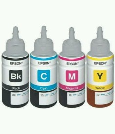 Axel Epson L210 Black, Cyan, Yellow, Magenta Ink (Black, Cyan, Magenta, Yellow)
