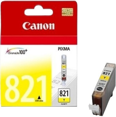 Buy Canon CLI 821Y Ink cartridge: Inks & Toners